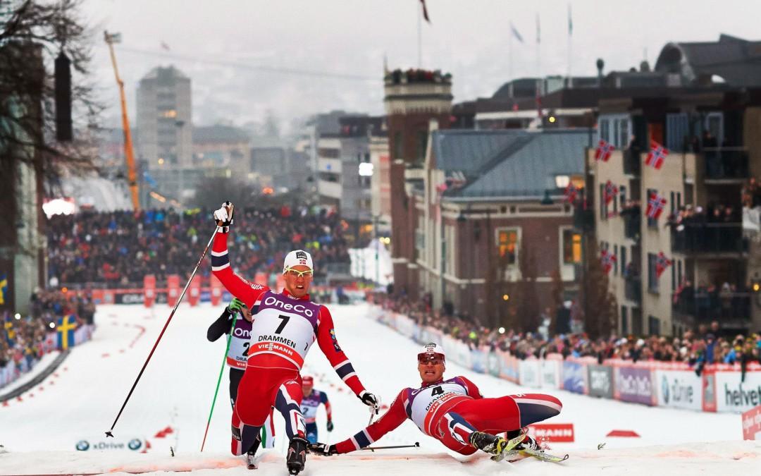 WC sprint Drammen