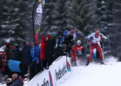 Seier på sprinten på Lillehammer_1