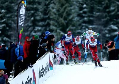 Seier på sprinten på Lillehammer_2