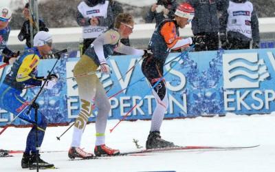 Gol stilte lag i lagsprinten i NM del 2 på Beitostølen – gikk inn til 6.plass!